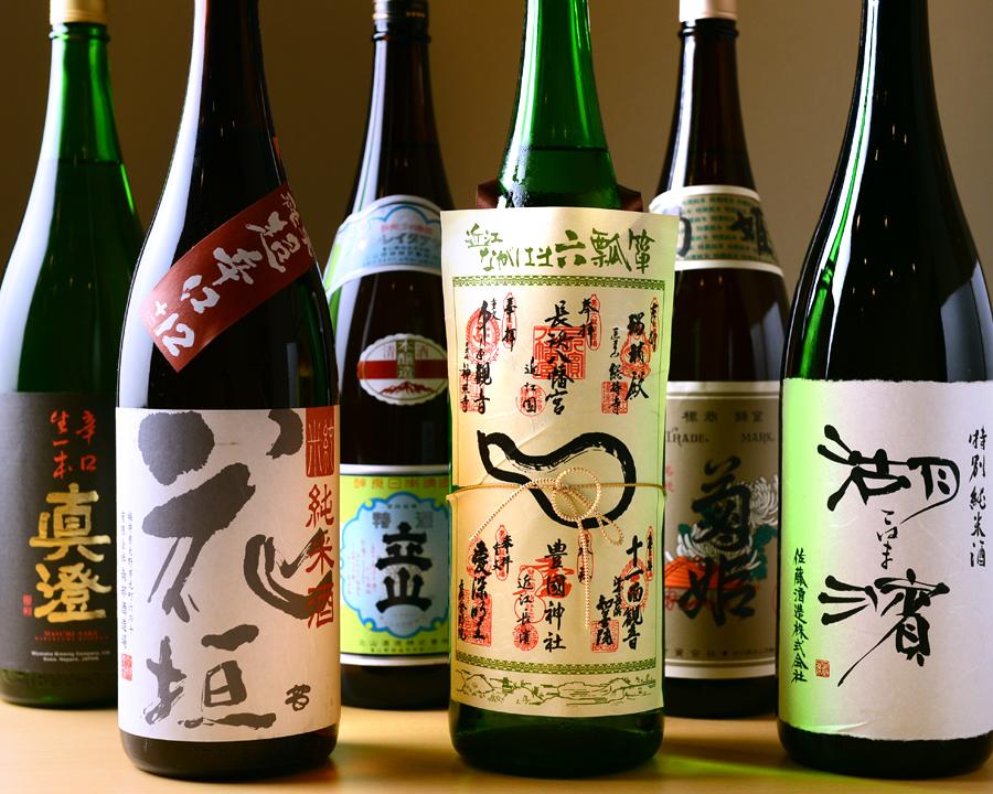 キバリ 日本酒5
