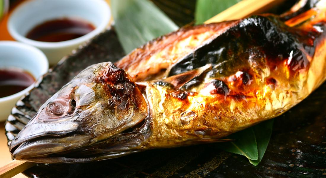 キバリ 名物!浜焼き鯖6